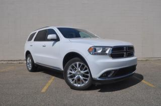 Used 2016 Dodge Durango AWD 4DR LIMITED for sale in Edmonton, AB