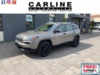Used 2016 Jeep Cherokee 4WD 4dr for sale in Nobleton, ON