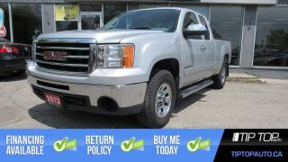 Used 2012 GMC Sierra 1500 SL ** 1 Owner, Clean CarFax, 4 New Tires ** for sale in Bowmanville, ON