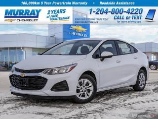 New 2019 Chevrolet Cruze LS for sale in Winnipeg, MB
