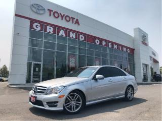 Used 2013 Mercedes-Benz C-Class 300 4MATIC for sale in Pickering, ON