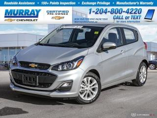 Used 2019 Chevrolet Spark LT for sale in Winnipeg, MB