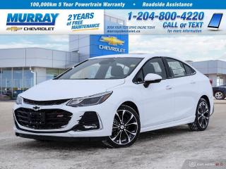 New 2019 Chevrolet Cruze Premier for sale in Winnipeg, MB