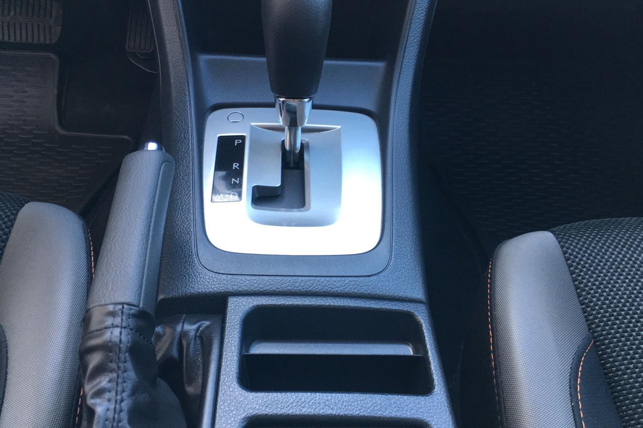 2016 Subaru XV Crosstrek