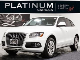 Used 2014 Audi Q5 2.0T Quattro PROGRESSIV, PANO, Heated Lthr for sale in Toronto, ON