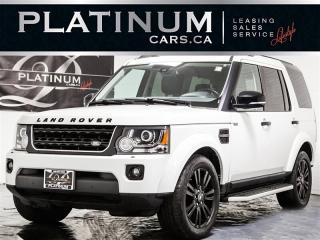 Used 2015 Land Rover LR4 HSE LUXURY, 7 PASSENGER, NAVI, PANO, CAM for sale in Toronto, ON