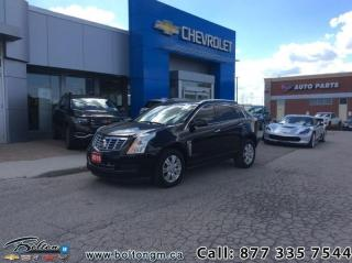 Used 2015 Cadillac SRX AWD Luxury  - Navigation - $190.10 B/W for sale in Bolton, ON