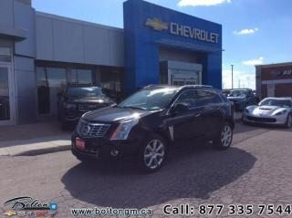 Used 2015 Cadillac SRX AWD Premium  - $206 B/W for sale in Bolton, ON