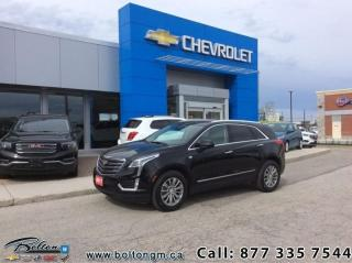 Used 2017 Cadillac XTS Luxury  - Certified - Leather Seats - $265.43 B/W for sale in Bolton, ON