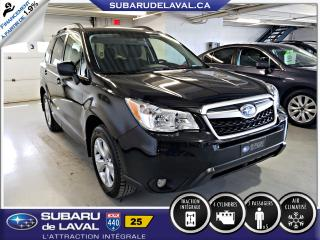 Used 2016 Subaru Forester 2.5i Commodité Awd ** Caméra de recul ** for sale in Laval, QC