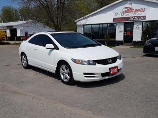 Used 2009 Honda Civic Cpe LX for sale in Barrie, ON