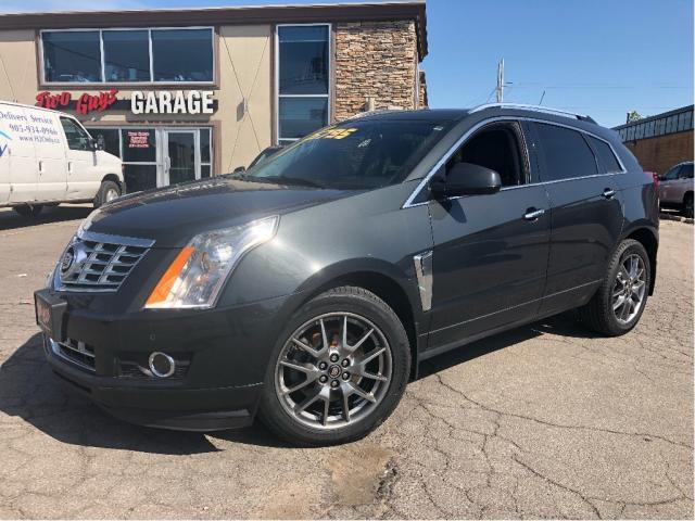 2015 Cadillac SRX Premium | Leather | Navigation| Panoroof