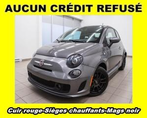 Used 2013 Fiat 500 Sport Mags Noir for sale in St-Jérôme, QC