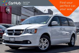 New 2019 Dodge Grand Caravan CREW PLUS Nav|RearScreen|RemoteStart|SiriusXM|Bluetooth| for sale in Thornhill, ON