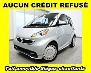 Used 2013 Smart fortwo PASSION for sale in St-Jérôme, QC