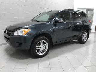 Used 2010 Toyota RAV4 4 portes, 4 roues motrices, 4 cyl. en li for sale in Chicoutimi, QC