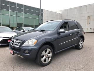 Used 2010 Mercedes-Benz ML-Class for sale in Brampton, ON