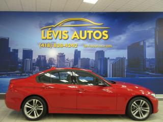 Used 2015 BMW 320 XDRIVE TOIT OUVRANT CUIR CHAUFFANT 92400 for sale in Lévis, QC