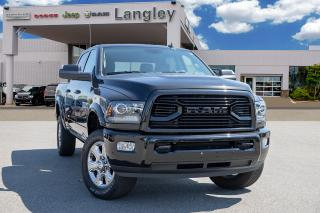 Used 2018 RAM 3500 Laramie - Sunroof - Leather Seats for sale in Surrey, BC