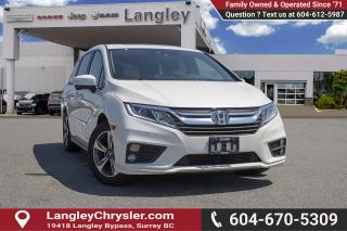 Used 2018 Honda Odyssey EX *LANE DEPARTURE WARNING/ASSIST* for sale in Surrey, BC