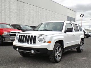 Used 2017 Jeep Patriot HIGH ALTITUDE 4X4 *CUIR*TOIT* for sale in Brossard, QC