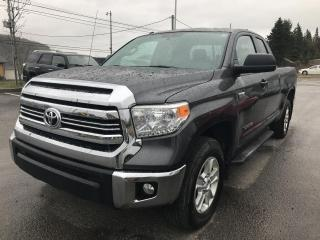 Used 2016 Toyota Tundra SR 5,7 L Double Cab 4RM SR5 PLUS for sale in Val-David, QC