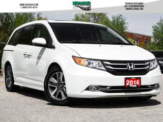Used 2016 Honda Odyssey Touring  Rear DVD  Remote Start for sale in North York, ON