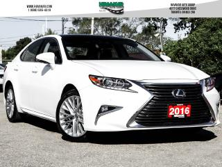 Used 2016 Lexus ES 350 EXECUTIVE PACKAGE for sale in North York, ON