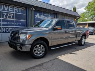 Used 2011 Ford F-150 Xlt / xtr + v8 + 5.0l + 4x4 + caméra for sale in Boisbriand, QC