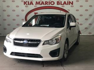 Used 2012 Subaru Impreza 2.0i Sport Package for sale in Ste-Julie, QC