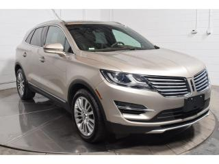 Used 2015 Lincoln MKC AWD CUIR TOIT PANO for sale in L'ile-perrot, QC