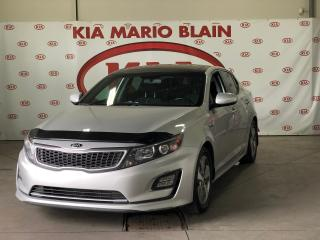 Used 2015 Kia Optima Ex Sieges/volant for sale in Ste-Julie, QC