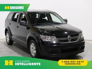 Used 2012 Dodge Journey Se Plus A/c for sale in St-Léonard, QC