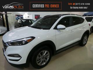 Used 2018 Hyundai Tucson SE 2.0L SE| AWD| PANORAMIC ROOF| LTHR| APPLE CAR PLAY for sale in Vaughan, ON