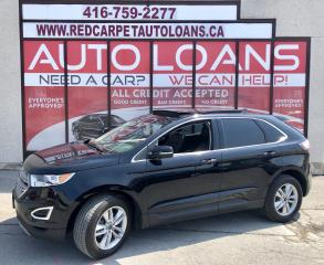 Used 2016 Ford Edge EDGE SEL for sale in Scarborough, ON