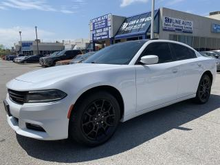 Used 2015 Dodge Charger SXT LANE ASSIST|BLIND SPOT|NAVI|CAMERA|ALLOYS for sale in Concord, ON