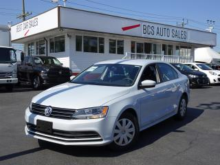 Used 2017 Volkswagen Jetta Fuel Efficient, Reliable, Bluetooth, Low Kms for sale in Vancouver, BC