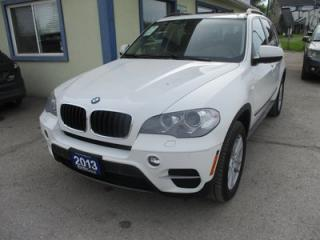 Used 2013 BMW X5 LOADED ALL-WHEEL DRIVE 5 PASSENGER 3.0L - V6.. LEATHER.. HEATED SEATS.. NAVIGATION.. POWER SUNROOF.. BACK-UP CAMERA.. BLUETOOTH SYSTEM.. for sale in Bradford, ON