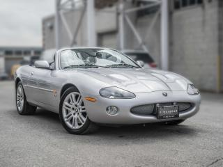 Used 2003 Jaguar XK XKR | CONVERTIBLE | CLEAN CARFAX | LOW KM for sale in Toronto, ON