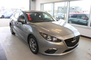Used 2016 Mazda MAZDA3 fiable ,économique, comme neuf ,inspecte for sale in Lévis, QC