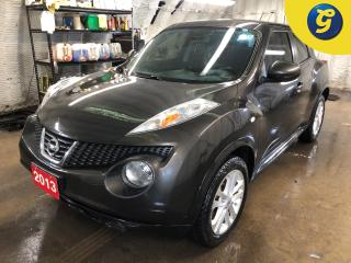 Used 2013 Nissan Juke SL * Power sunroof * Heated front seats * Phone Connect * Voice recongnition * Alloys * Am/Fm/CD/Xm/Bluetooth/Aux * Steering wheel contro for sale in Cambridge, ON