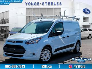 Used 2018 Ford Transit Connect XLT - ONE OWNER - ACCIDENT FREE - PLENTY OF OPTIONS for sale in Thornhill, ON