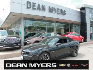 Used 2011 Chevrolet Camaro SS for sale in North York, ON
