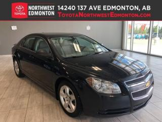 Used 2012 Chevrolet Malibu LS   FWD   5 Pass   Cruise Control   Keyless Entry for sale in Edmonton, AB
