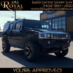 Used 2003 Hummer H2 for sale in Calgary, AB