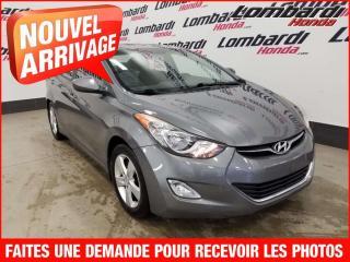 Used 2011 Hyundai Elantra L/AUTO./47174 KILO SEULEMENT for sale in Montréal, QC