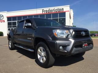 Used 2015 Toyota Tacoma TRD for sale in Fredericton, NB