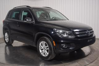 Used 2016 Volkswagen Tiguan TRENDLINE A/C MAGS BLUETOOTH for sale in St-Hubert, QC