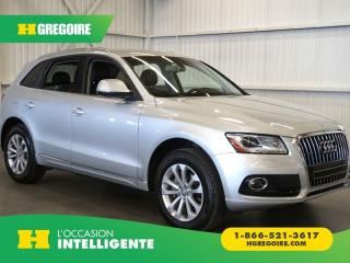Used 2013 Audi Q5 2.0L PREMIUM QUATTRO for sale in St-Léonard, QC