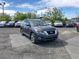 Used 2014 Nissan Pathfinder Platinium Awd Cuir for sale in Saint-hubert, QC